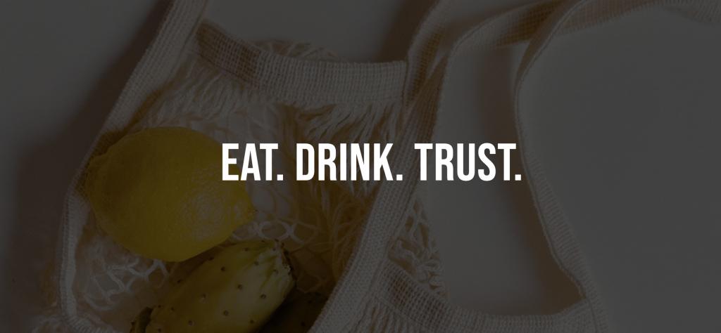 """""""Eat. Drink. Trust"""" – globalny raport trendów dla branży spożywczej"""
